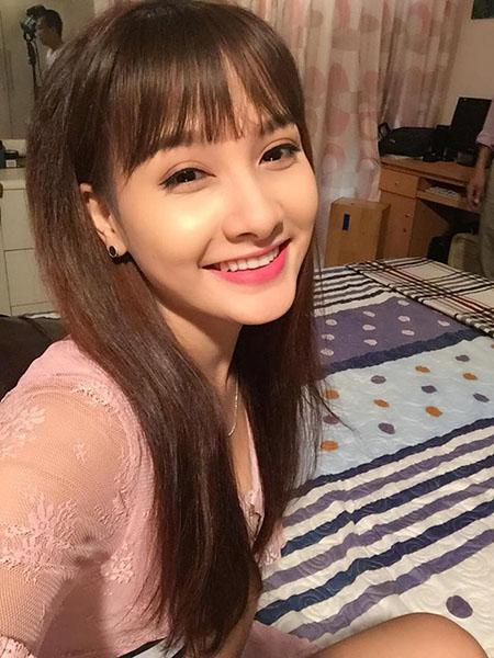 Ngắm nàng dâu Minh Vân - Bảo Thanh xinh đẹp ngoài đời thực - 2