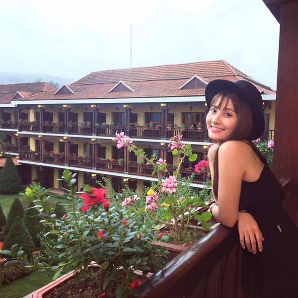 Ngắm nàng dâu Minh Vân - Bảo Thanh xinh đẹp ngoài đời thực - 4