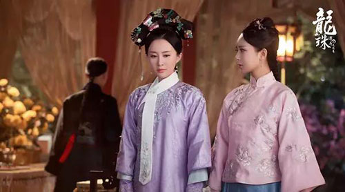 Cảnh trong phim Long Châu Truyền Kỳ - 3