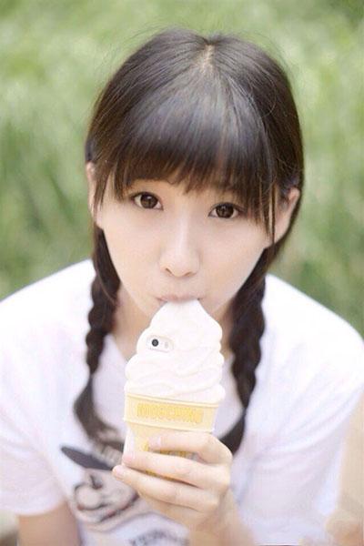 Ngắm vẻ đẹp ngọt ngào và tinh khiết của diễn viên Trung Quốc Thích Lam Duẫn - 12