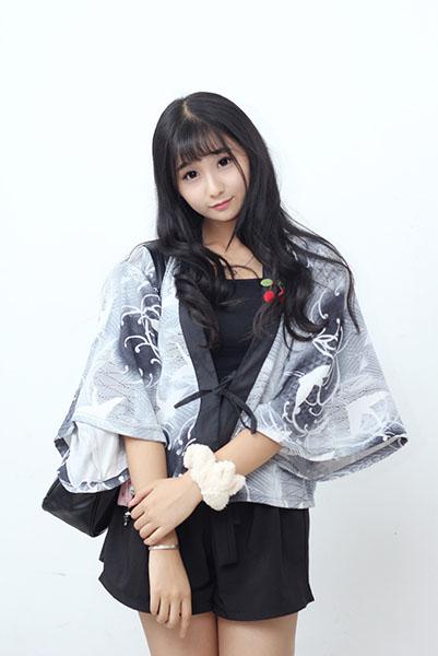 Ngắm vẻ đẹp ngọt ngào và tinh khiết của diễn viên Trung Quốc Thích Lam Duẫn - 15
