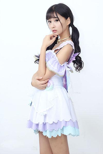 Ngắm vẻ đẹp ngọt ngào và tinh khiết của diễn viên Trung Quốc Thích Lam Duẫn - 20