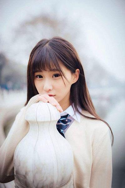 Ngắm vẻ đẹp ngọt ngào và tinh khiết của diễn viên Trung Quốc Thích Lam Duẫn - 3
