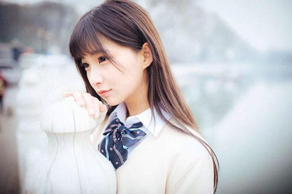 Ngắm vẻ đẹp ngọt ngào và tinh khiết của diễn viên Trung Quốc Thích Lam Duẫn - 4