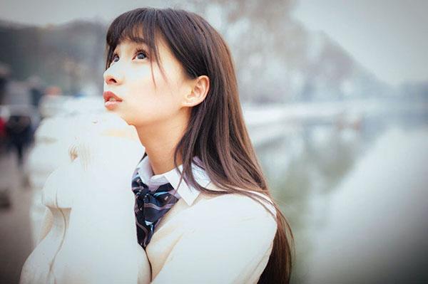 Ngắm vẻ đẹp ngọt ngào và tinh khiết của diễn viên Trung Quốc Thích Lam Duẫn - 5