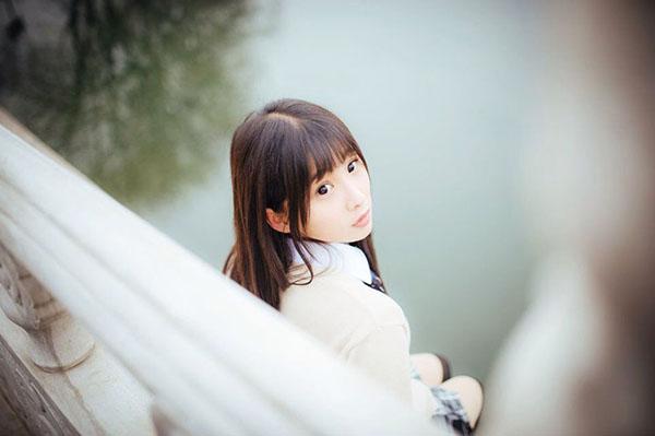 Ngắm vẻ đẹp ngọt ngào và tinh khiết của diễn viên Trung Quốc Thích Lam Duẫn - 6