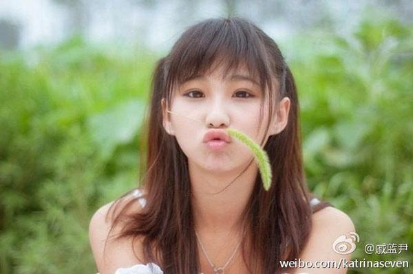 Ngắm vẻ đẹp ngọt ngào và tinh khiết của diễn viên Trung Quốc Thích Lam Duẫn - 7