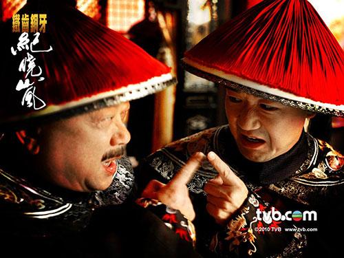 Cảnh trong phim Bản lĩnh Kỷ Hiểu Lam - 2