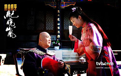 Cảnh trong phim Bản lĩnh Kỷ Hiểu Lam - 3