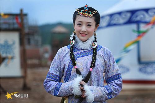 Tạo hình Hải Lan Châu của Hà Hoa trong phim Đại Ngọc Nhi truyền kỳ - 1