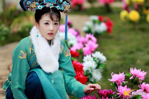 Tạo hình Hải Lan Châu của Hà Hoa trong phim Đại Ngọc Nhi truyền kỳ - 3