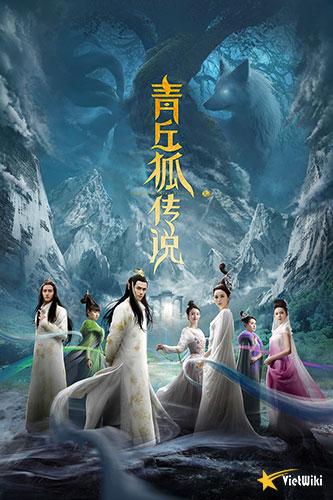 Poster của phim Truyền thuyết Thanh Khâu Hồ