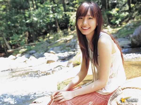 Chiêm ngưỡng vẻ đẹp của ngọc nữ Nhật Bản Aragaki Yui - 10