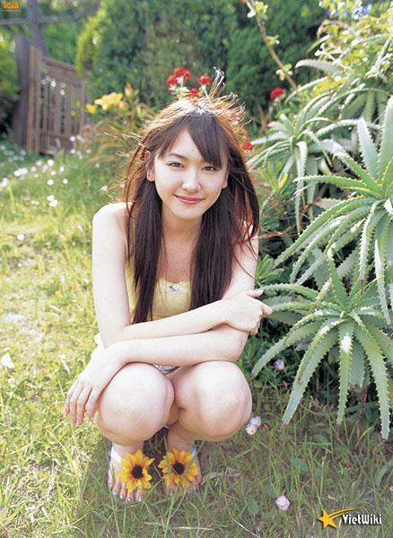 Chiêm ngưỡng vẻ đẹp của ngọc nữ Nhật Bản Aragaki Yui - 11