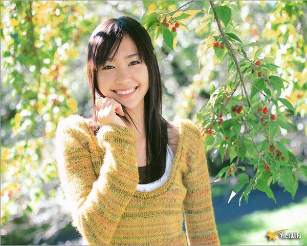 Chiêm ngưỡng vẻ đẹp của ngọc nữ Nhật Bản Aragaki Yui - 13