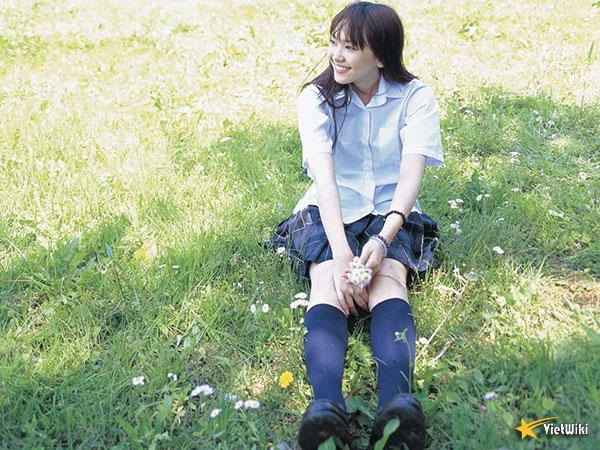 Chiêm ngưỡng vẻ đẹp của ngọc nữ Nhật Bản Aragaki Yui - 15