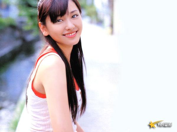 Chiêm ngưỡng vẻ đẹp của ngọc nữ Nhật Bản Aragaki Yui - 16