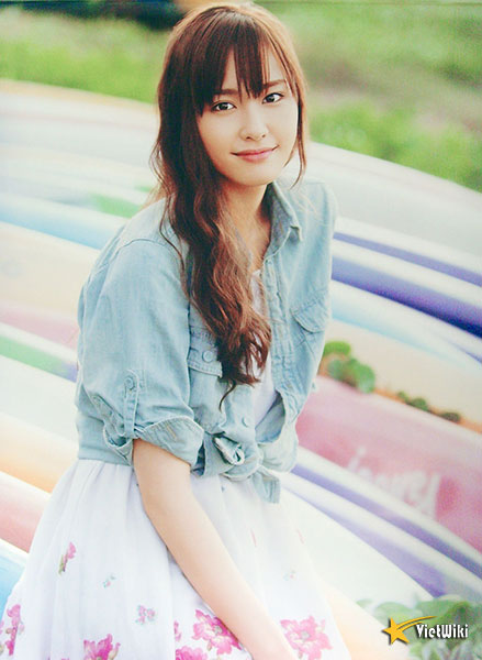 Chiêm ngưỡng vẻ đẹp của ngọc nữ Nhật Bản Aragaki Yui - 17