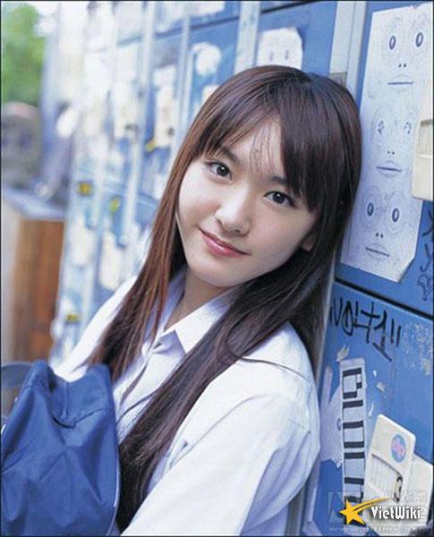Chiêm ngưỡng vẻ đẹp của ngọc nữ Nhật Bản Aragaki Yui - 2