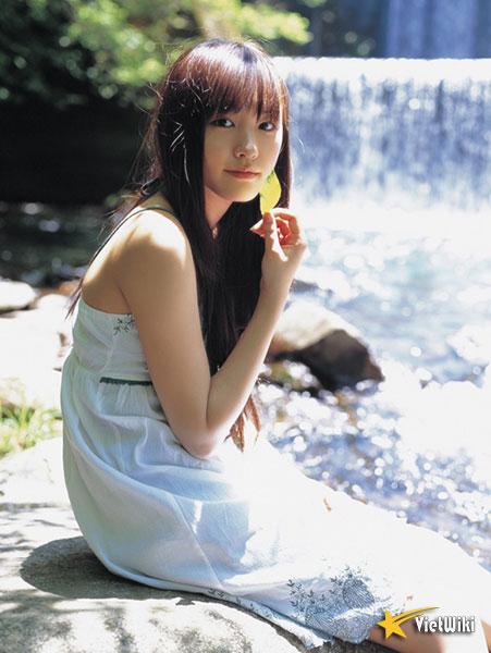 Chiêm ngưỡng vẻ đẹp của ngọc nữ Nhật Bản Aragaki Yui - 20