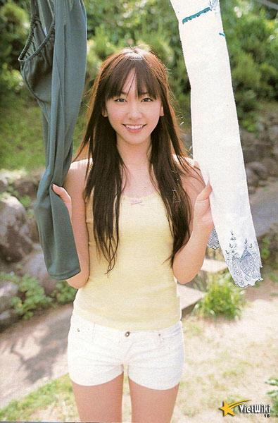 Chiêm ngưỡng vẻ đẹp của ngọc nữ Nhật Bản Aragaki Yui - 9