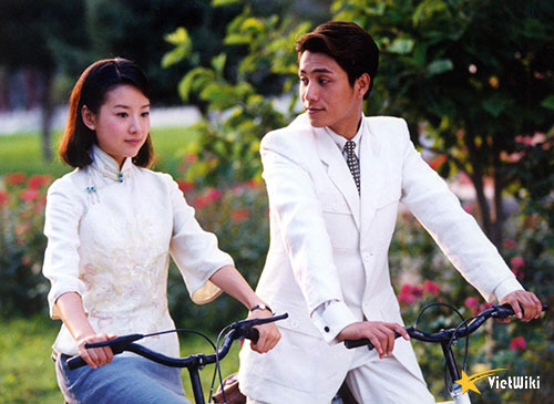 Cảnh trong phim Kim phấn thế gia - 1
