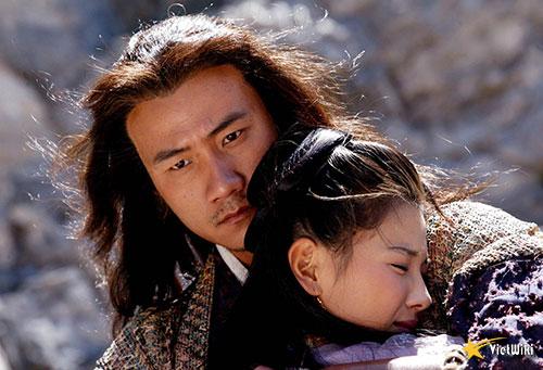 Cảnh trong phim Thiên long bát bộ - 1