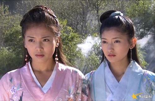 Cảnh trong phim Thiên long bát bộ - 5