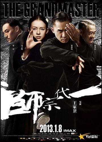 Poster của phim Nhất Đại Tông Sư