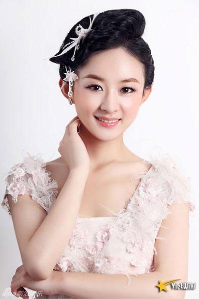 Ngắm vẻ đẹp trẻ thơ, dễ thương và đáng yêu của Triệu Lệ Dĩnh - 9