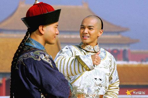 Cảnh trong phim Tân Lộc Đỉnh Ký - 1