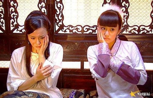 Cảnh trong phim Tân Lộc Đỉnh Ký - 4