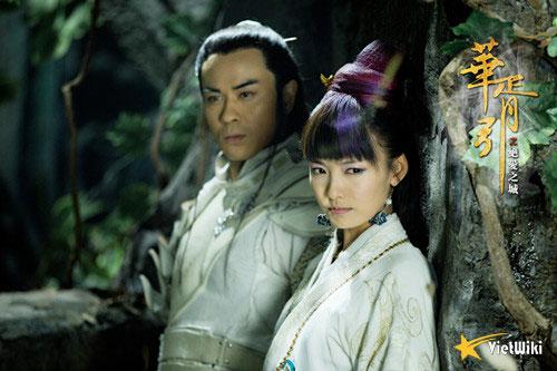 Cảnh trong phim Hoa Tư Dẫn - Tuyệt Ái Chi Thành - 2