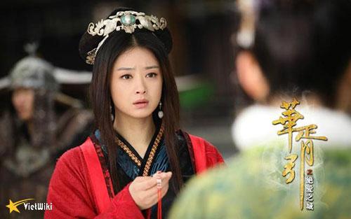 Cảnh trong phim Hoa Tư Dẫn - Tuyệt Ái Chi Thành - 3