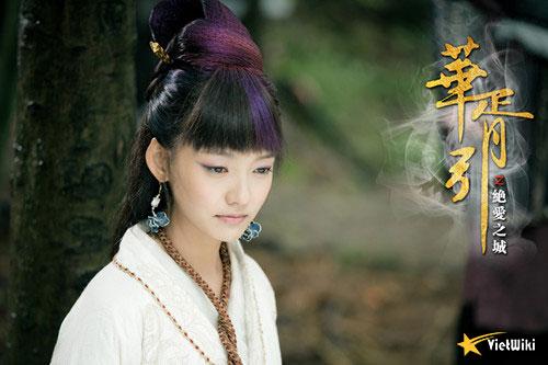 Cảnh trong phim Hoa Tư Dẫn - Tuyệt Ái Chi Thành - 1